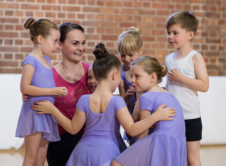 DANCE FOR LIFE: Why your Child Benefits from Dancing