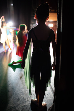 Waiting in the wings