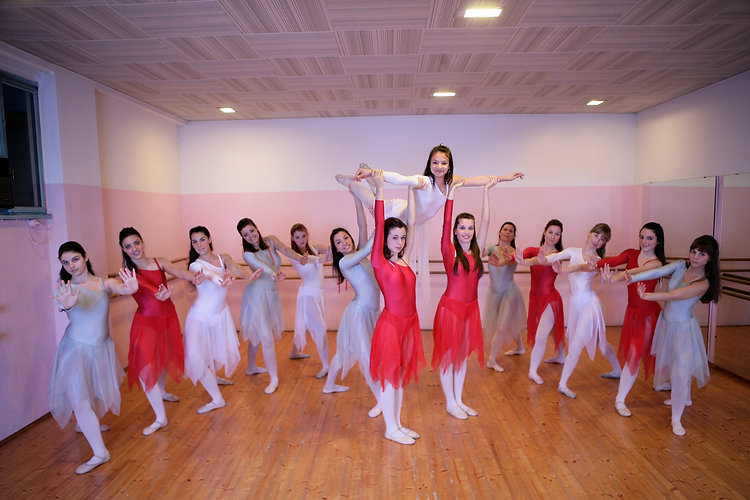 Dance+Passion+con+il+gruppo+Modern+Jazz+