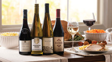 Thanksgiving 101 ~ Wine Suggestions
