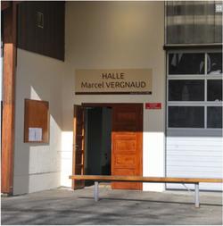 Halle Marcel VERGNAUD - Faverges