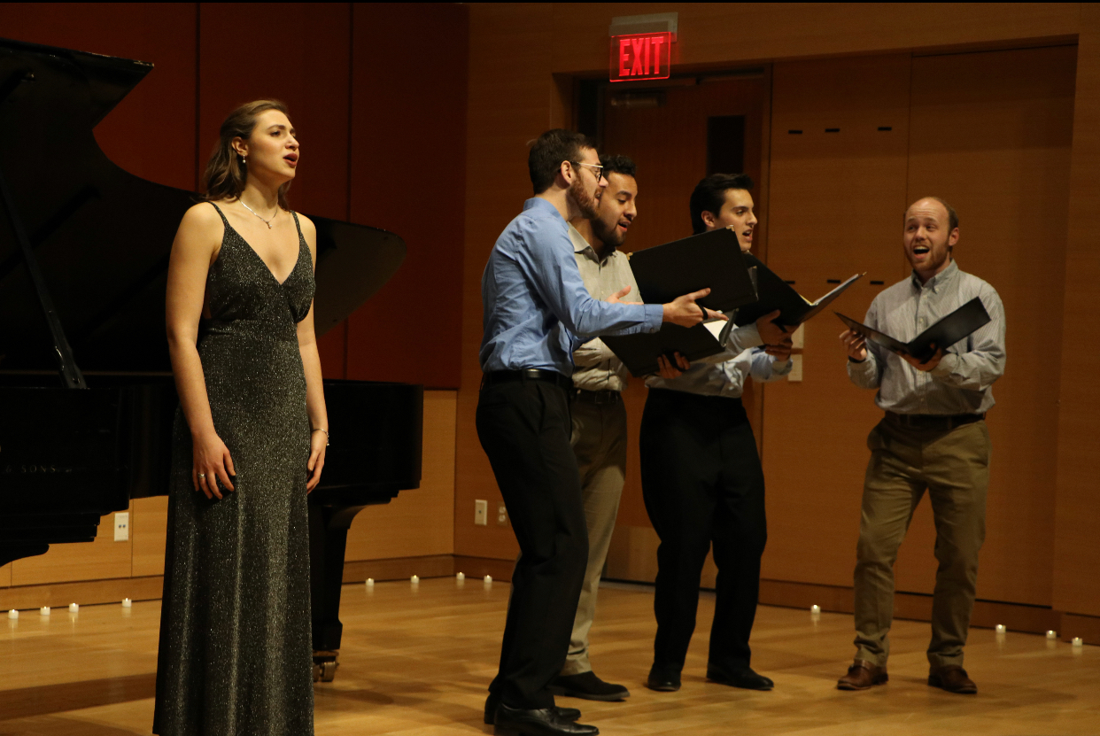 Senior Recital - New England Conservatory