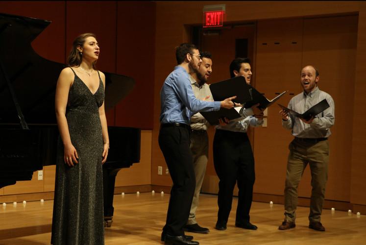 New England Conservatory Recital