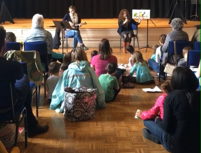 New England Conservatory Musical Storytelling