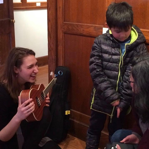 Musical Storytelling Library Series