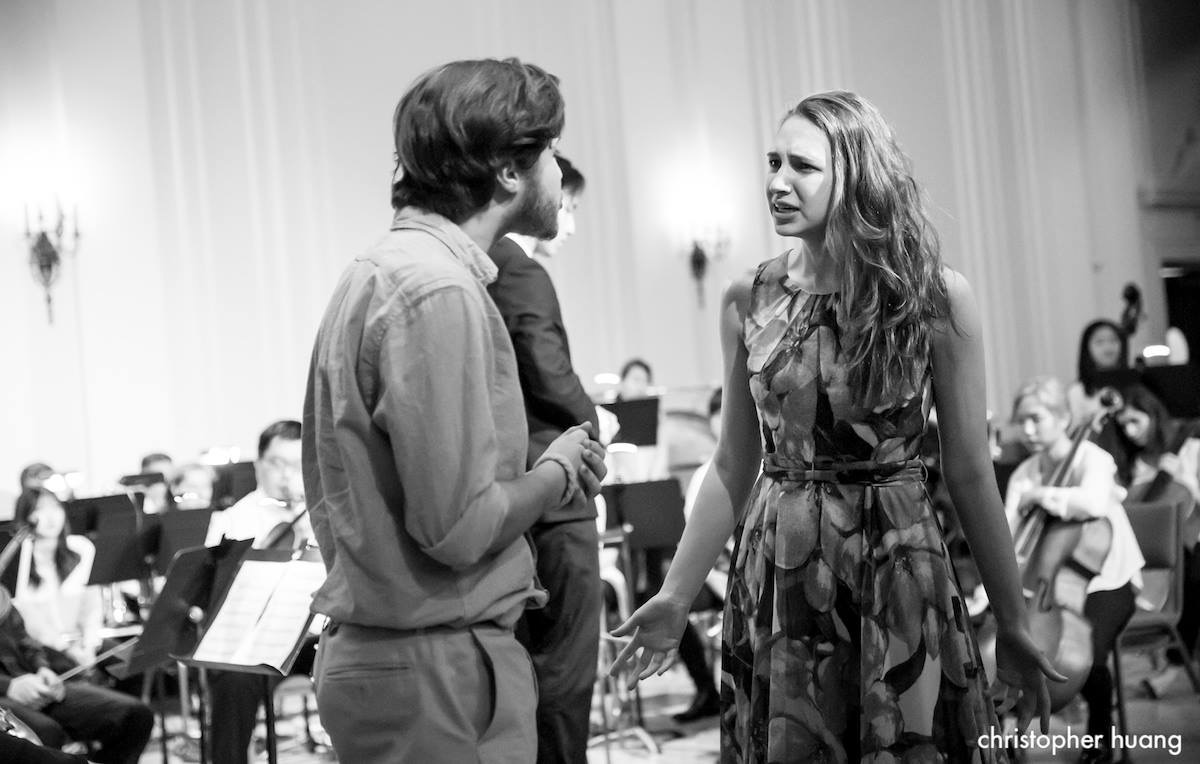 Zenkora - World Premier (Jamina Yesfirova) - New England Conservatory