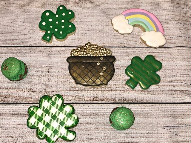 Here are some St. Patrick's Day samples!