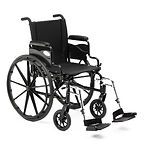 Wheelchair, Standard, Lightweight, Manual