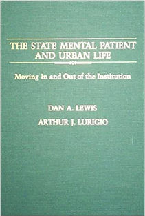 Arthur J Lugrigio The State Mental Patie