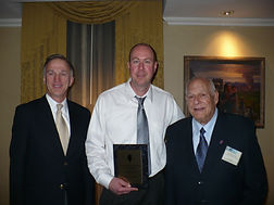 Awardee Dr. David Olson, Hans W. Mattick