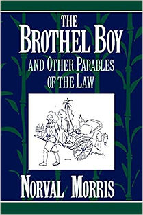 Norval Morris The Brothel Boy and other