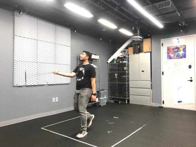 MotionCapture in Action