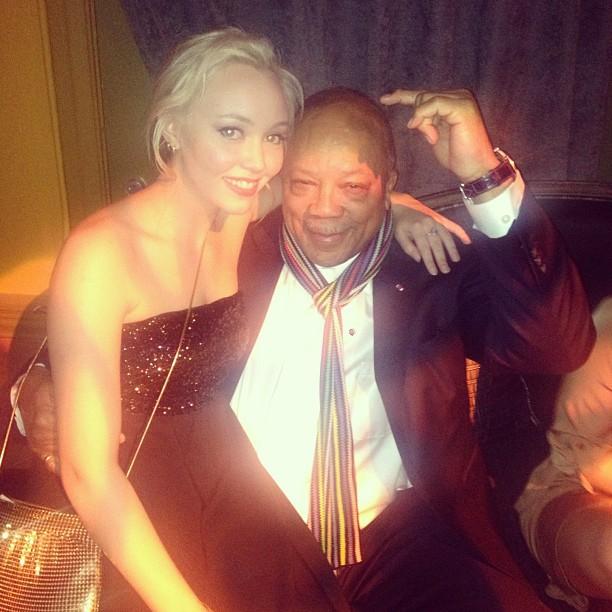 Legend. Quincy Jones