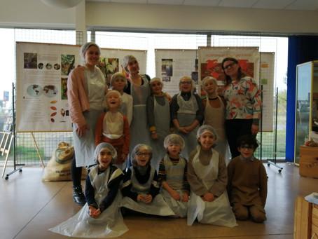 Atelier Chocolat - Visite de la chocolaterie Les Gourmandises d'Alineor