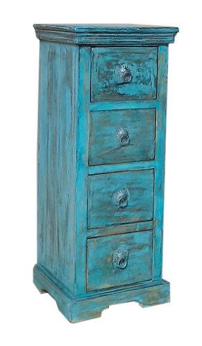 Chiffonnier bleu