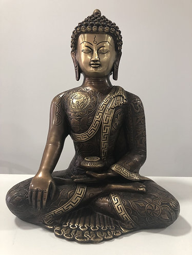 Bronze Bouddha