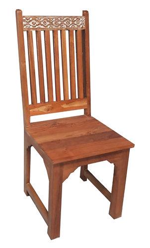 Chaise en teck recyclé