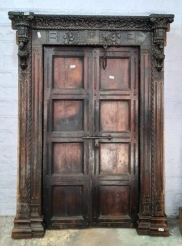 Porte Indienne authentique