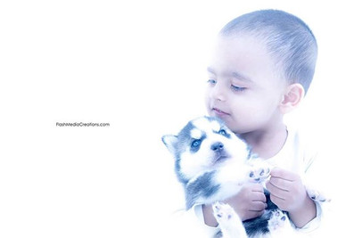 #ryan #kidsphotography #kidsanddogs #hus