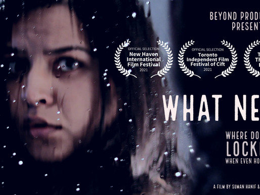 What Next? Short film review