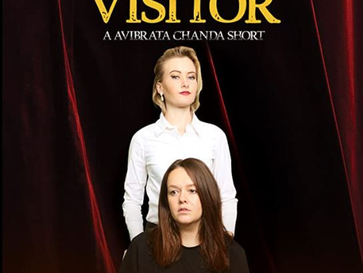 Emma's Visitor short film review