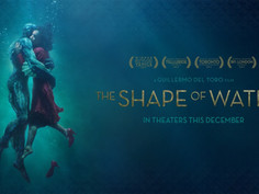 The Shape of Water: Heartwarming and clean