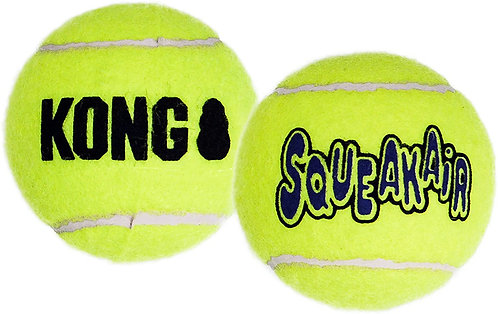 Kong Air Squeaker Tennis Ball X-Large