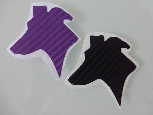 Ben Greyhound Decal
