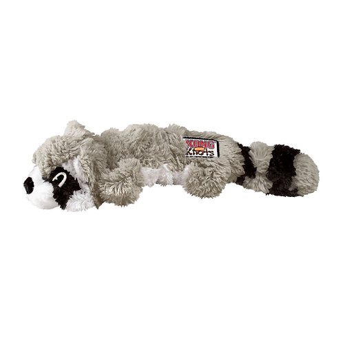 KONG Scrunch Knots Raccoon Medium/Large