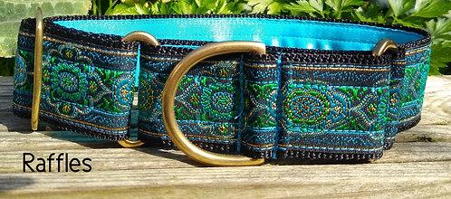 Kitsch Martingale Collar - Raffles (Small)