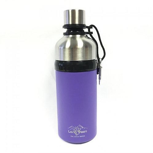 Powder Coated Lick n Flow Pet Water Bottle 500ml