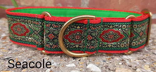 Kitsch Martingale Collar - Seacole