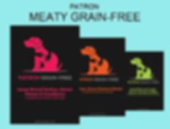 Patron Project Meaty Grain-Free