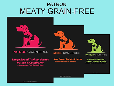 Patron Project Meaty Grain-Free