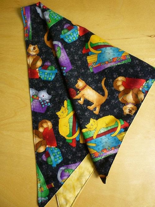 Cotton Tie On Bandana