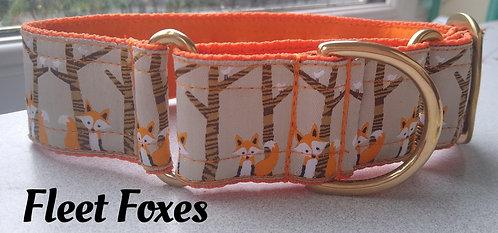 Kitsch Martingale Collar - Fleet Foxes