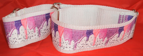 Martingale Collar - Paint Drips