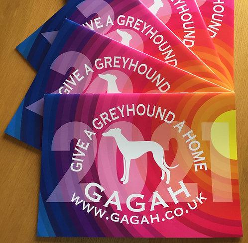 2021 GAGAH Calendar