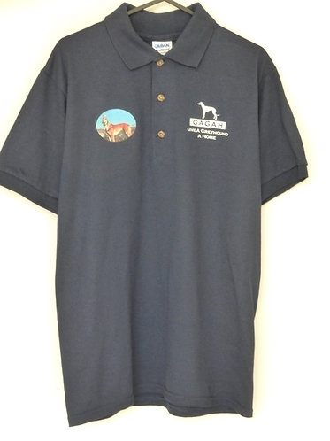 GAGAH Polo Shirt with Picture