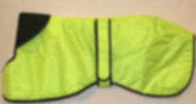 Walking-out-Coat-Hi-Viz-with-black-trim.
