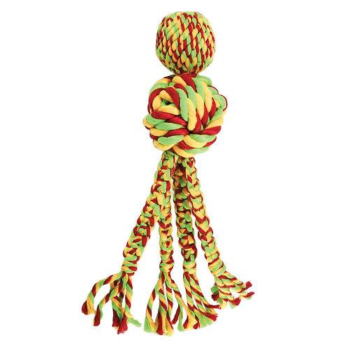 KONG Wubba Weaves Rope - Large