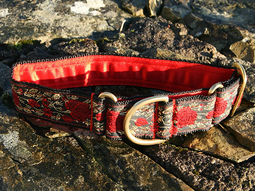 Kitsch Martingale Collar - Gypsy Rose
