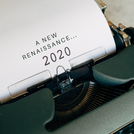 2020 – The year of another Renaissance?!