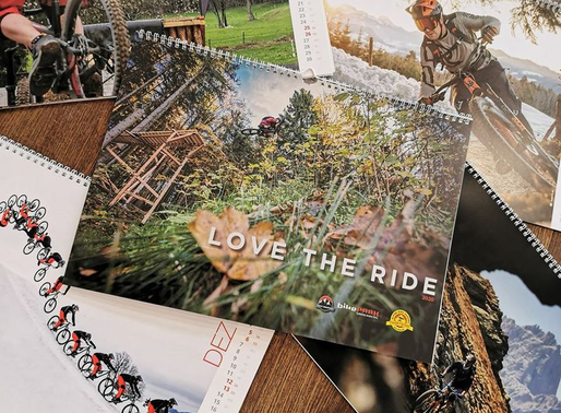 Bikepark Samerberg/ Love The Ride - Kalender 2020