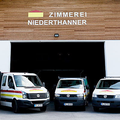 Zimmerei Niederthanner