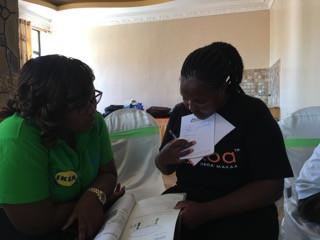 Leadership workshops extend to Kenya