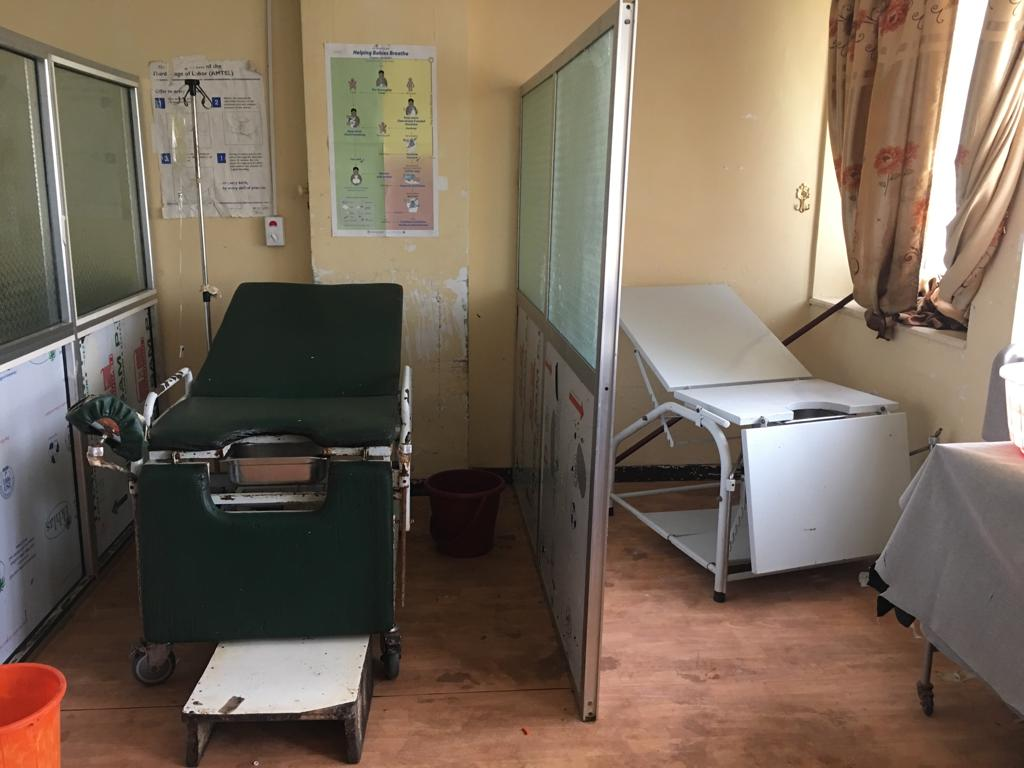 Birth coaches in health centres