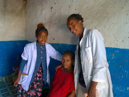 Care in the Community: midwife outreach work is crucial