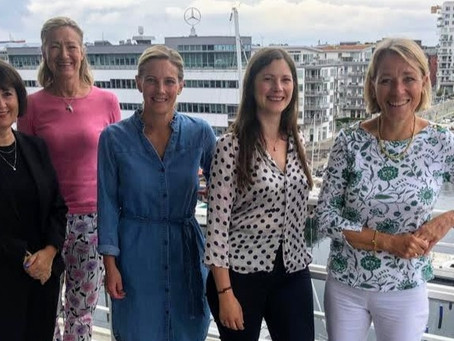 The Power of Giving – From Sweden!