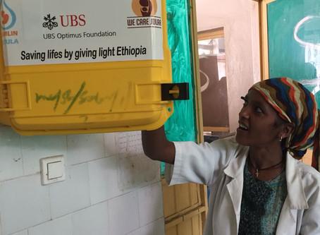Ensuring Solar Suitcase Sustainability